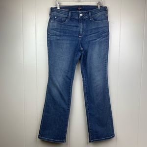 NYDJ | Barbara Bootcut High Rise Jeans -10p